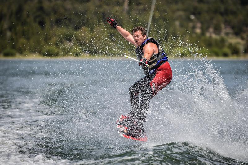 Big Bear Lake Wakeboarding Jump-1