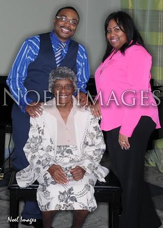 2013 Mary Thompson's 85th Birthday