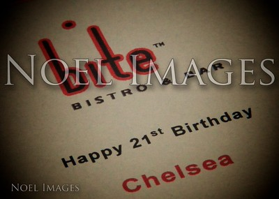 2015 Chelsea's 21st Birthday Party