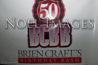 2017 Brien Craft's 50th Birthday Bash #BCBB