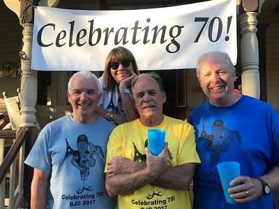 Bruce Croushore 70th Birthday