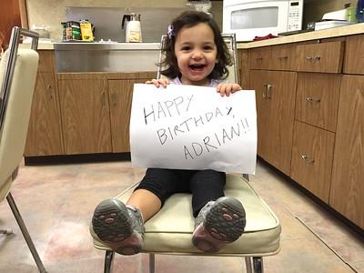 Adrian's 25th Birthday