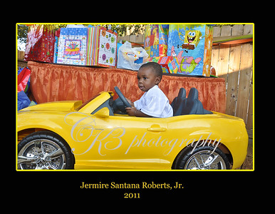 Jermire Roberts 2011