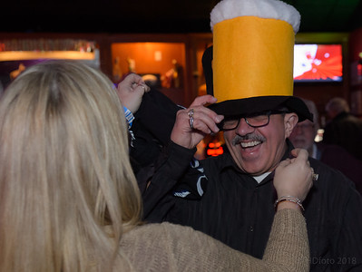 Cheers & Beers to 50 Years, @ Crazy Dave's,