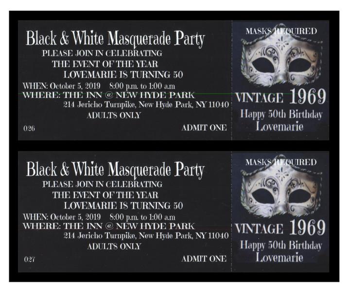 20191005 LoveMarie Turning 50 Black and White