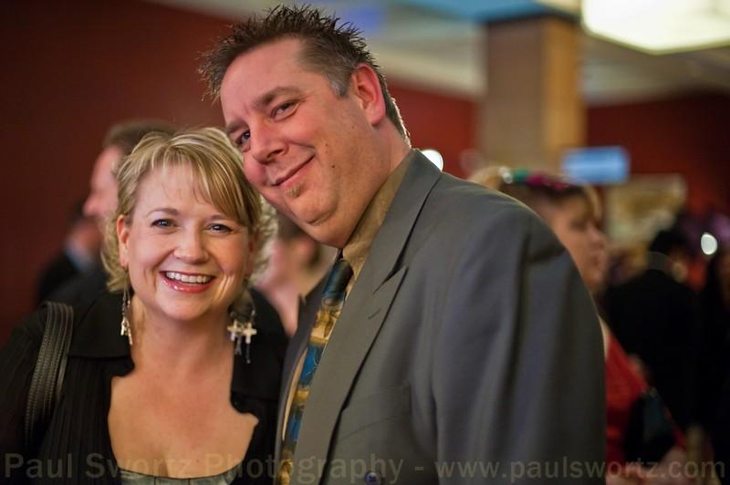 Dina and Doug