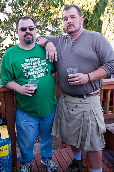 Joe and Ki's Oktoberfest