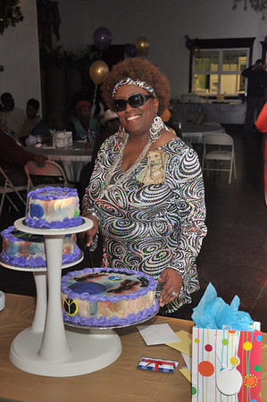 Stephanie's 70's Birthday Party