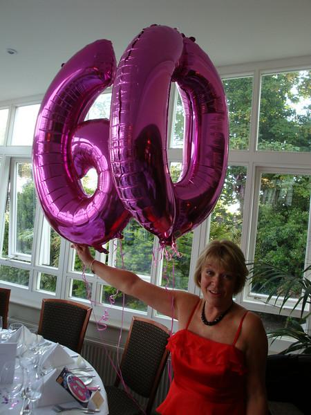 Trisha's 60th Birthday
