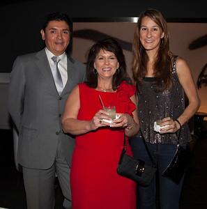 Ernest ?, Karen Bowden, & Jill Hunter