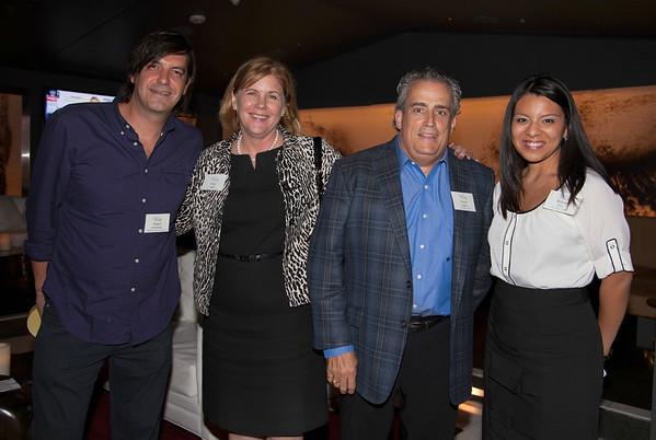 Stuart Rosenberg, Amy Leggio, David Gugino & Brianna Resa