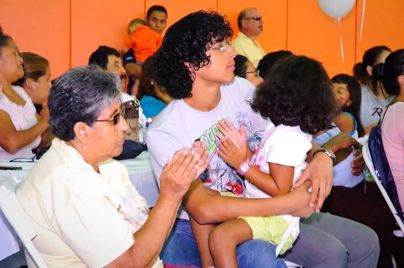 Mendez Learning Center Kickoff Celebration - August 29, 2009