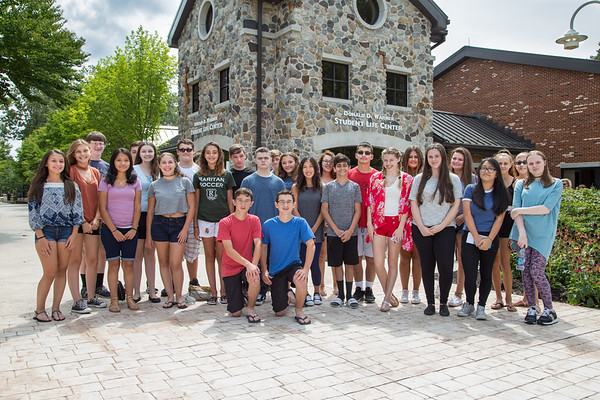 Explorer Early College High School Visit - Aug. 2017