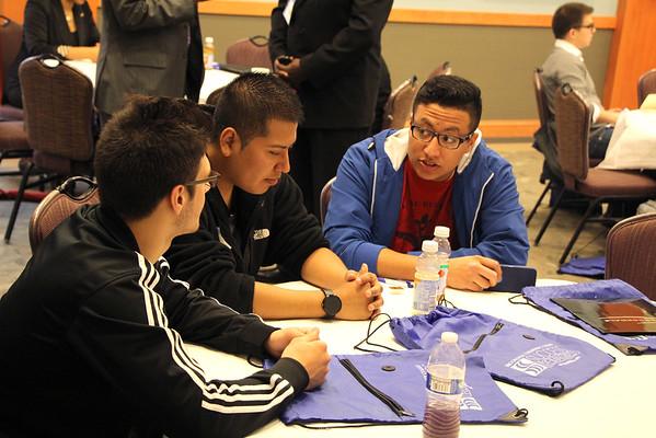 Minority Male Initiative Conference - April 2015