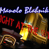 "Party At Manolo Blahnik in Wynn Hotel & Casino Las Vegas : Manolo Blahnik Shoe Salon at Wynn Hotel & Casino in Las Vegas offered a sparkling night of Moet Champagne, shoe shopping and a Manolo Blahnik designer shoe giveaway celebrating the famous blue proposal shoe in ""Sex In The City."""