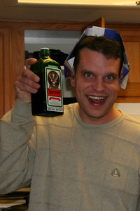I'm a Jagerbomb ... get it?