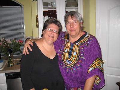 Beverly & Jana