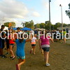 Many children and families attended Camanche's Party in the Park on July 19 in City Park to enjoy a night of free fun. • Katie Dahlstrom/Clinton Herald