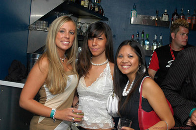 Party w/ Friends : : : BLUE ROOM 07.20.06