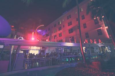 D25 @ The Clevelander Hotel