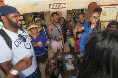 D25 @ Club Cozumel Caribe, Cozumel Mexico