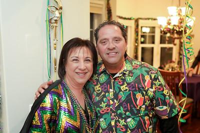The Wilson's Annual Mardi Gras Party 2020