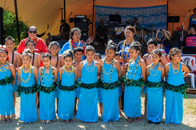 Choir of young pacific children Pasifika Western Springs