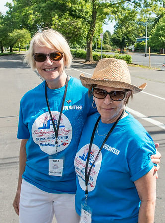 Fort Vancouver Volunteer