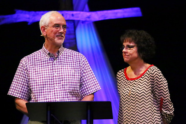 Pastor Rick Foster, Community Bible Church, High Point, NC