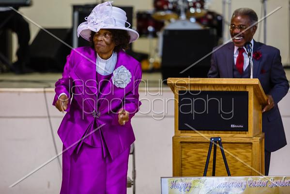 Pastor Sanders 32nd Anniversary
