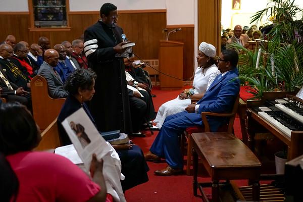 Pastoral Installation Of Rev.