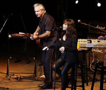 Pat Benatar & Neil Giraldo- Oct. 10th, 2015