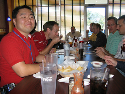 Patching Group Lunch