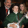 The Hogg Family singers