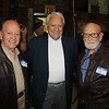 Pete Heine, Dr. Jerry Milleli, and Jack Dyer