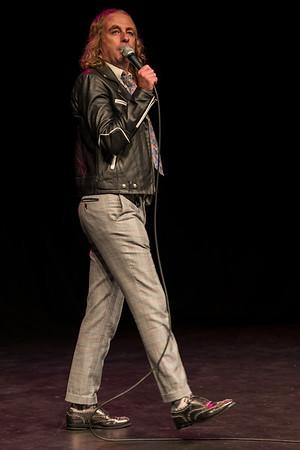 Paul Foot @ Merlin Theatre