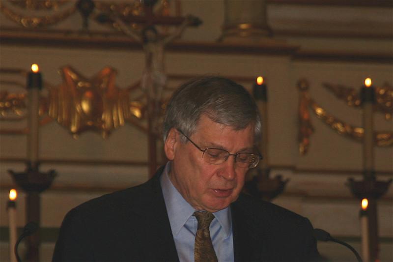 Author Paul Mariani, Sr.