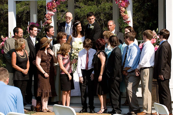 Paul Reed wedding