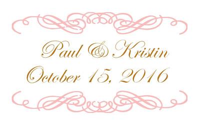Paul and Kristin