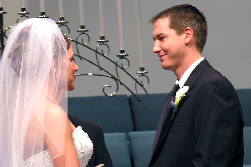 Paula and Chris - the look of love