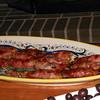 Duck breast wrapped in Prosciutto