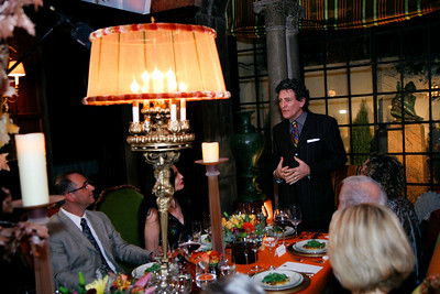 Pavarini Dinner Party Showhouse.  12.8.08