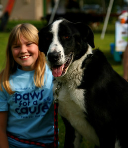 Paws for Cause Participants