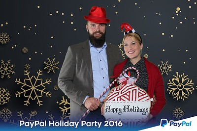 PayPal Holiday 2016