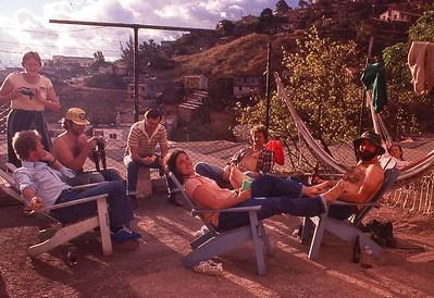 Christmas in Tegucigalpa, Honduras 1979