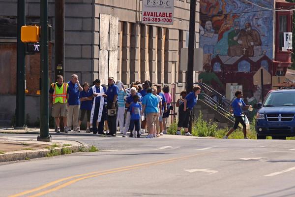 Peace Walk - Neighborhood Center of the United Methodist Church