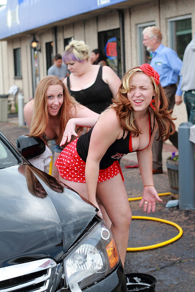 Peaks and Pasties Car Wash Fundraiser!