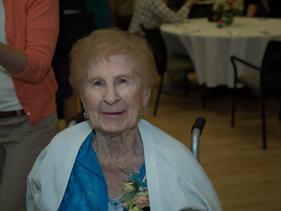 Pearl Kurhan's 100th Birthday Party