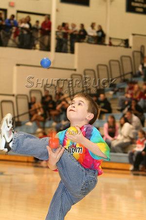 2007 Peeples Elementary Juggling Team