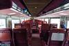 Interior of Ontario Northland coach 852 at Moosonee.